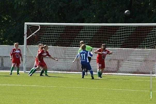 Женская «Академия футбола» сыграет с гостями из Воронежа