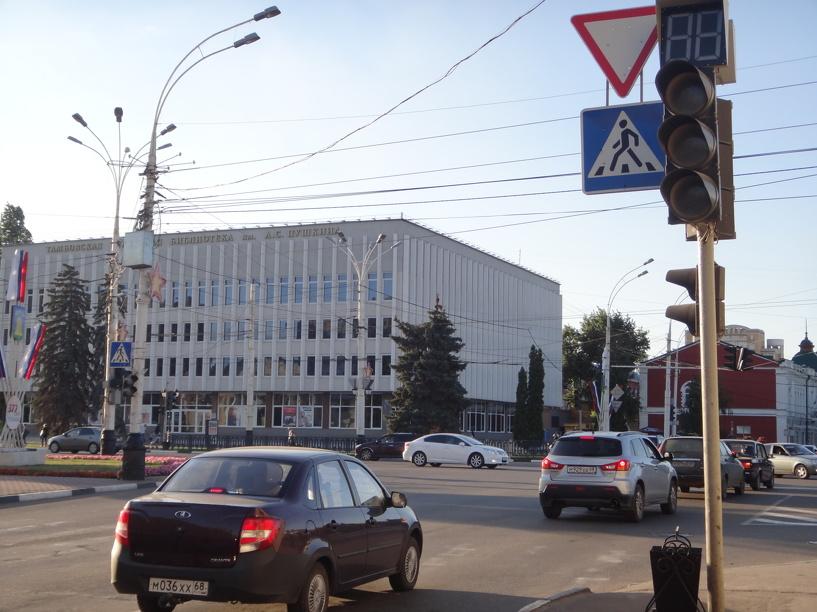В Тамбовской области продали больше четырех тысяч легковушек