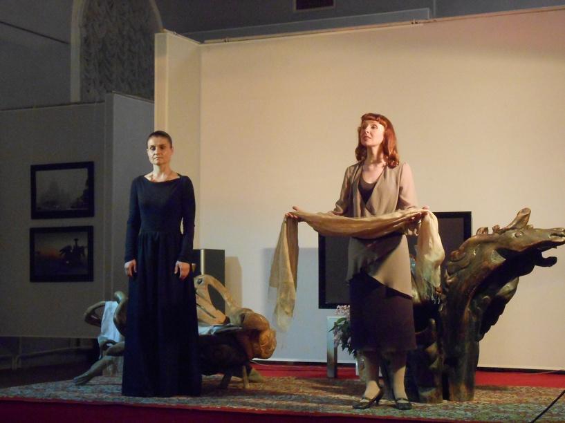 Тамбовские актрисы выступят на столичной сцене