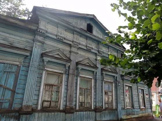 Исторический облик Тамбова планируют «оживить»
