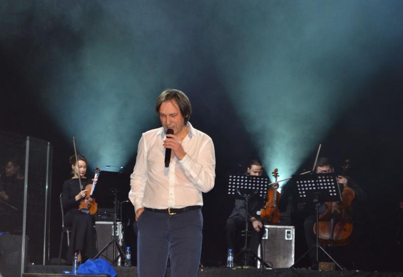 Николай Носков в Тамбове: это было здорово