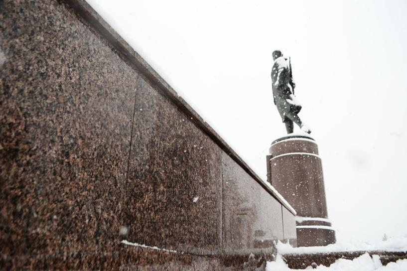 Ко Дню Победы памятники в Тамбове приведут в порядок