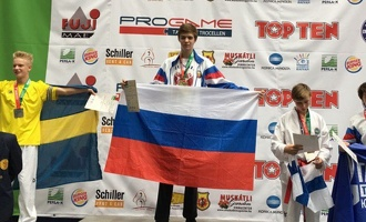 Тамбовский тхэквондист завоевал победу на Кубке мира среди юниоров