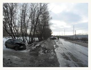 За неделю на тамбовских дорогах пострадали 23 человека