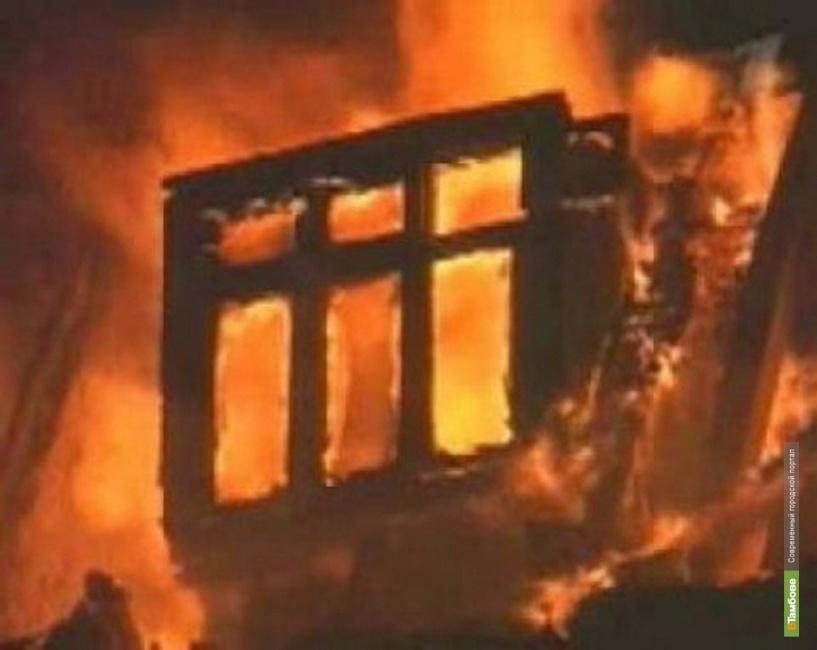 Огонь унес жизни пятерых тамбовчан