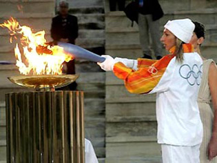 Тамбовчане смогут стать факелоносцами Олимпийского огня