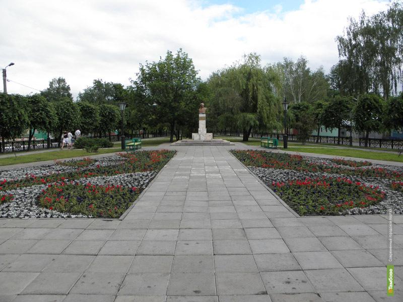 В Тамбове поставят памятник строителям