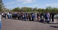 В Тамбове прошел традиционный детский рыболовный фестиваль