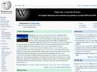 «Википедия» станет доступной по SMS