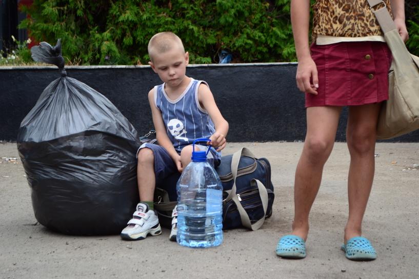 На Тамбовщину продолжают прибывать беженцы из Украины