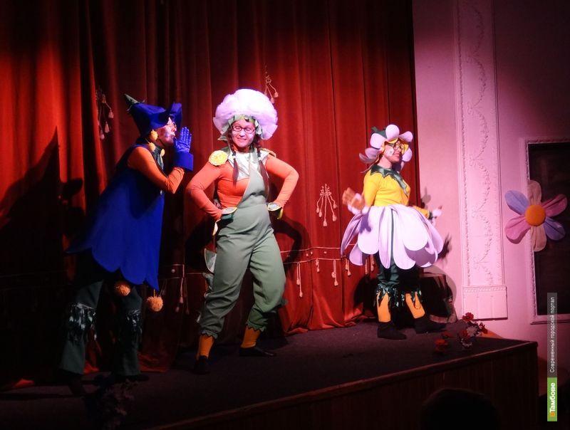 Тамбовский молодежный театр приготовил летнюю программу для зрителей