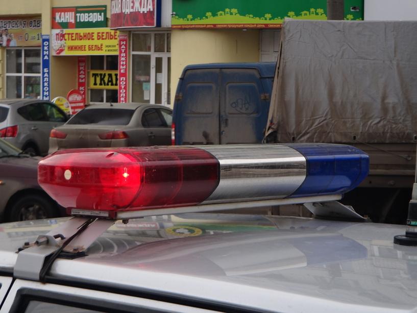 Мичуринские полицейские задержали мужчину при попытке украсть чужой мотоцикл