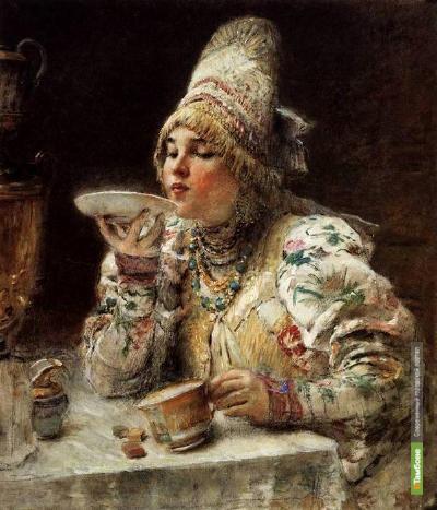 Выходные с ВТамбове.ру: большое самоварное чаепитие