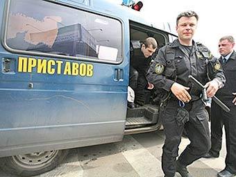 Судебные приставы отыскали тамбовчанина-должника даже в Москве
