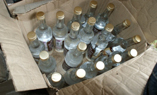 Полицейские прикрыли алкомаркет в Мичуринске
