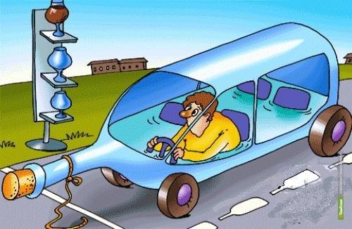 Водителей начнут останавливать за крепкий парфюм