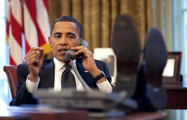 Обама обвинил Россию в поддержке сепаратистов на Украине