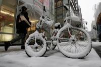 Из-за аномальных снегопадов в Токио погибли уже 13 человек