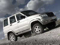 УАЗ запустил в производство спортивный вседорожник
