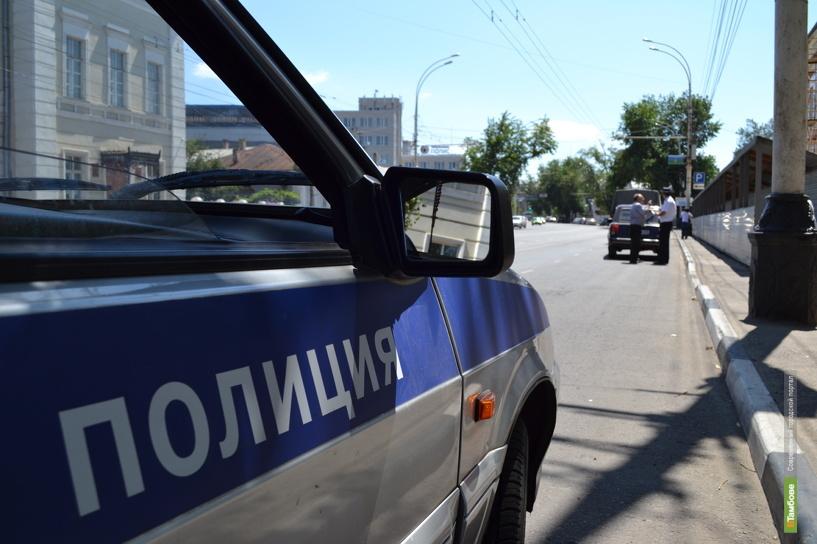 Тамбовские автоинспекторы каждый день ловят пьяных водителей