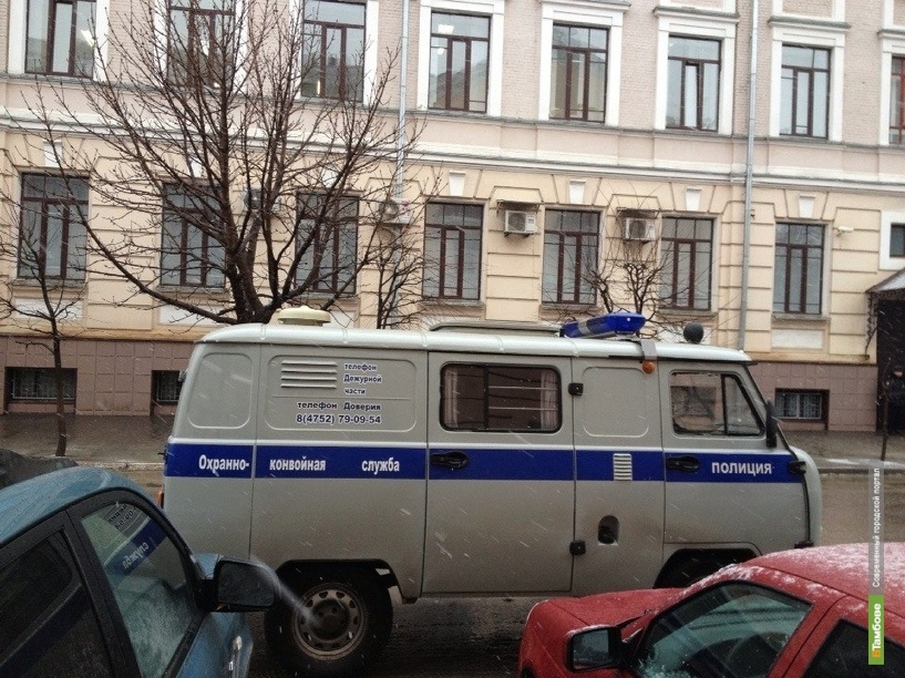 Мичуринские полицейские раскрыли автоугон