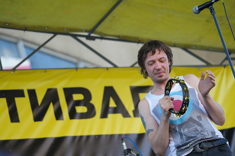 Найк Борзов зажёг толпу на автофестивале «Глобус» в Тамбове