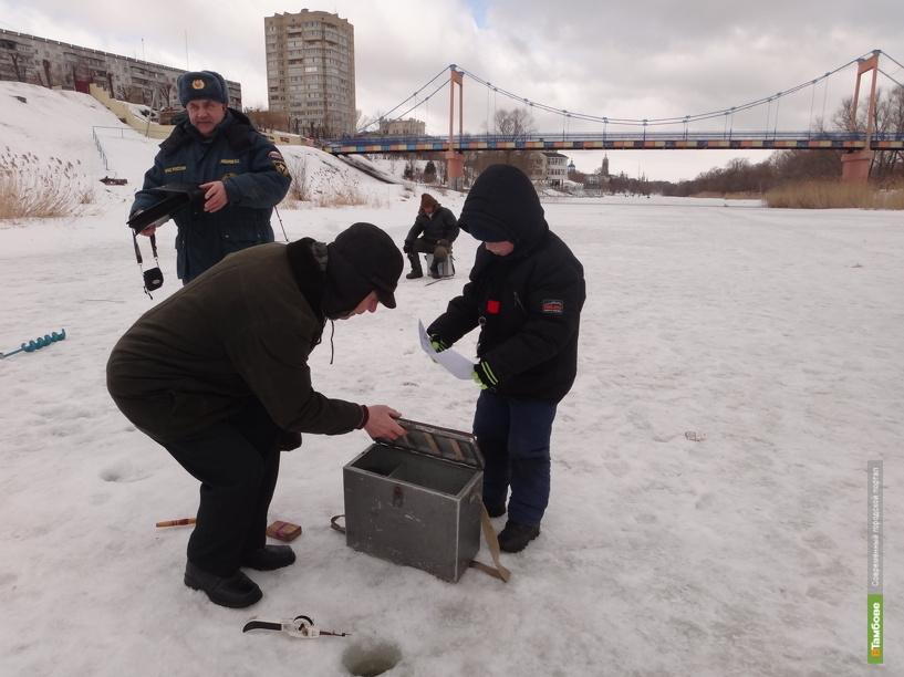 На Тамбовском море попытают счастья юные рыбаки