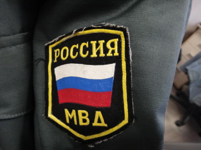 Ржаксинские полицейские задержали жителя Челябинской области с марихуаной