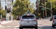 Google научил автомобиль без водителя ездить по городу