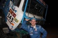 Еще один российский экипаж выбыл с «Дакара» из-за поломки
