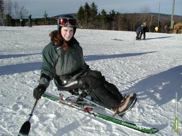 В Тамбове пройдут лыжные соревнования для инвалидов
