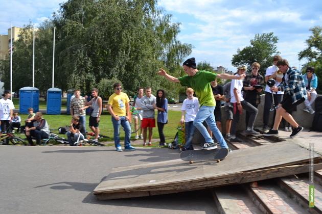 Тамбовские скейтбордисты справят профессиональный праздник