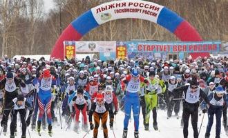 «Лыжня России» в Тамбове пройдет в День всех влюбленных