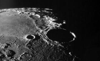 Китайские ученые создадут подробную карту лунной поверхности