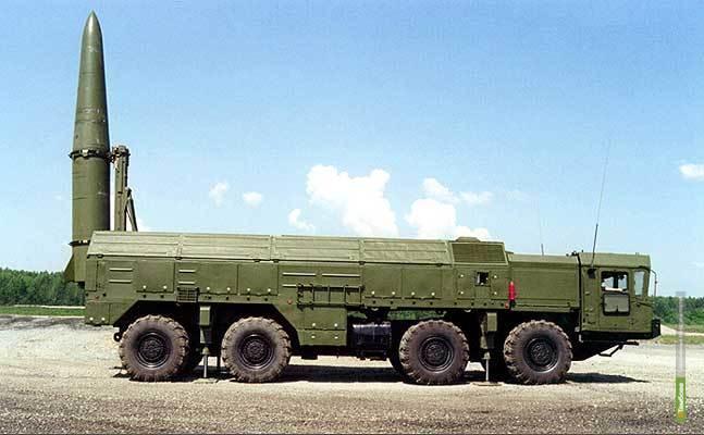 Количество «Искандеров» в российской армии доведут до 120