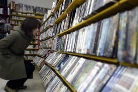 Мичуринские полицейские изъяли 25 «пиратских» дисков