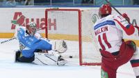 Сборная России по хоккею обыграла финнов со счетом 3:1
