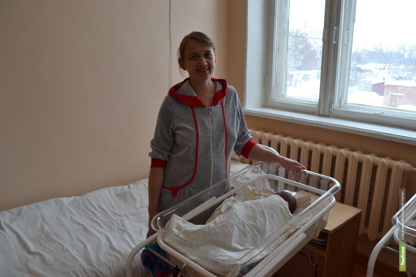 В Тамбовской области чаще рождаются мальчики