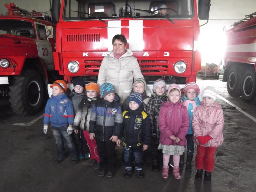 Юные жители области узнали, тяжело ли быть пожарным