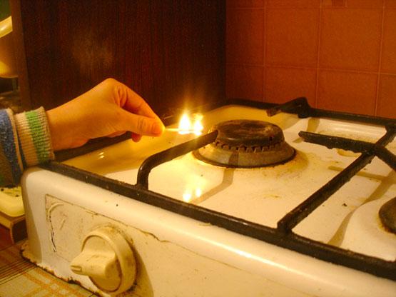 В нескольких районах Тамбова отключат газ
