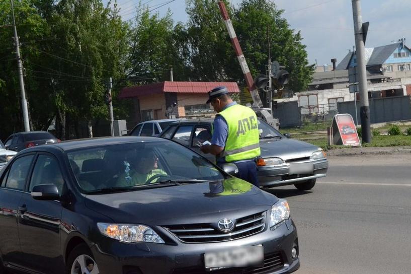 Автоинспекторы проследят, правильно ли тамбовчане перевозят своих детей