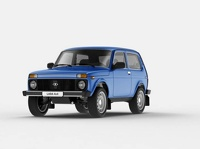 Новую полноприводную Lada будут собирать в Казахстане