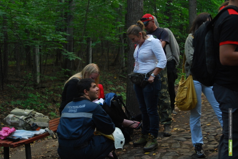 Четырех жителей Сосновского района поблагодарили за помощь в поисках пропавшего ребенка