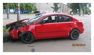 За первую неделю лета на тамбовских дорогах пострадали 54 человека