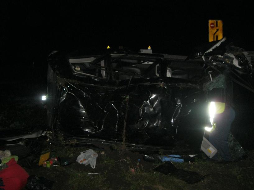 Пять человек пострадали в ДТП под Никифоровкой