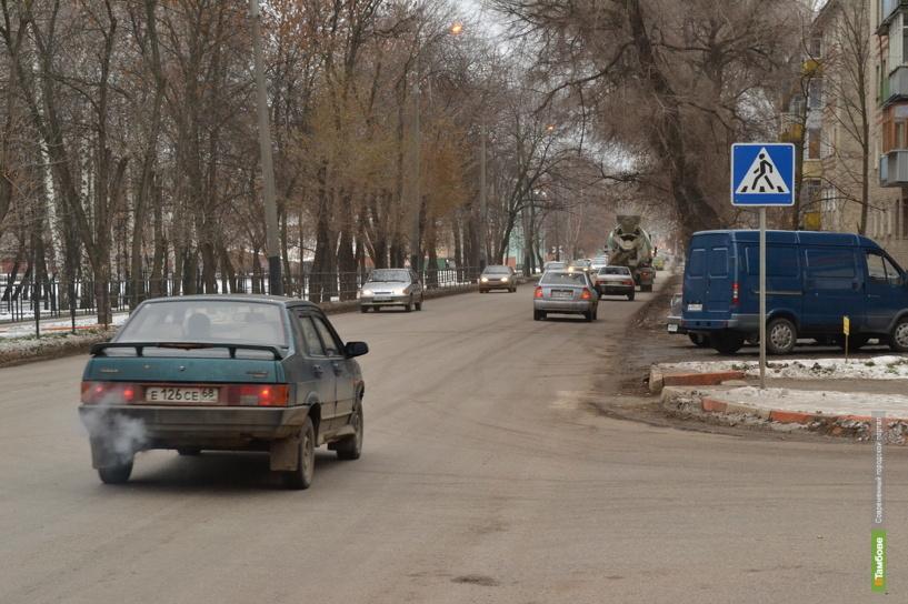 Пятеро тамбовчан погибли в ДТП за неделю