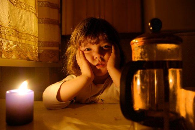 В Радужном ненадолго выключат свет