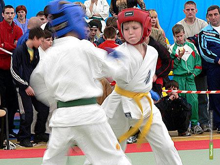 Тамбовчане победили на Открытом первенстве страны по киокусинкай карате