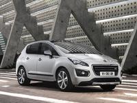 Peugeot официально представила обновленный кроссовер 3008