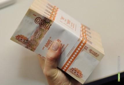 Под Мичуринском неизвестные украли из машины около 20 миллионов рублей